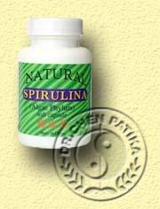Alga kapszula (natural spirulina), Dr. Chen patika (60*250mg)