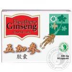 Eleuthero ginseng kapszula, Dr. Chen patika (30 db)