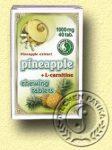 Ananász rágótabletta L- karnitinnel, Dr. Chen patika (40 db)