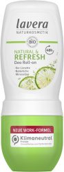 BODY SPA golyós dezodor, lime, unisex, Lavera (50ml)