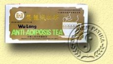 Wulong Anti Adiposis tea, filteres, Dr. Chen patika (30 db- os)