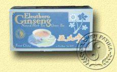 Eleuthero ginseng zöldtea, filteres, Dr. Chen patika (20 db- os)