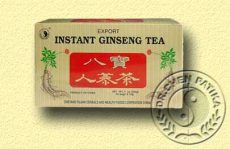 Instant Ginseng tea, Dr. Chen patika (20*10g)