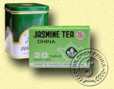 Kínai jázmin tea, filteres Dr. Chen patika (20 db- os)