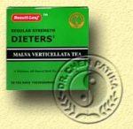 Mályva tea (testsúlycsökkentő), filteres, Dr. Chen patika (20 db- os)