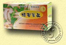Instant mézes gyömbér tea, Dr. Chen patika (20*10g)