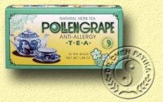 Pollengrape tea (anti allergy), filteres, Dr. Chen patika (15 db- os)