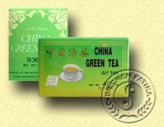 Zöldtea, filteres kínai, Dr. Chen patika (20 db- os)