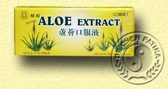 Aloe Vera ampulla, Dr. Chen patika (10*10ml)