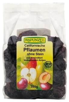 Aszalt szilva, magozott, bio, Rapunzel (250 g)