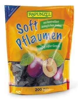 Puha szilva, bio, Rapunzel (200 g)
