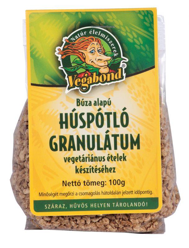 Húspótló granulátum, Vegabond (100g)