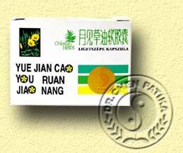 Ligetszépe olaj kapszula, Dr. Chen patika (50*300mg)